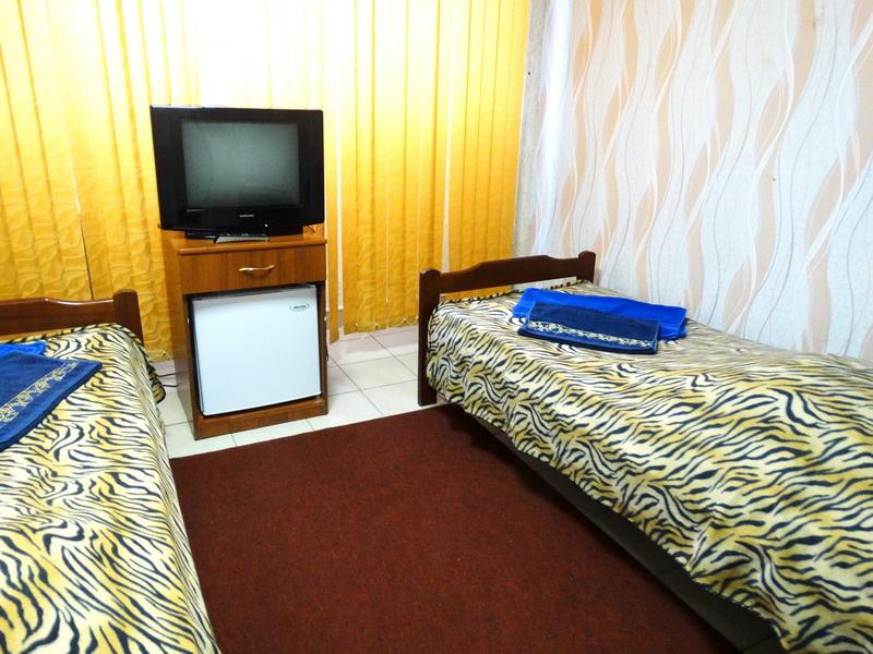 Двухместный номер Twin с двумя кроватями заказать. - 4