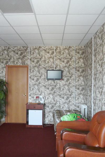 Семейный номер гостиница Золотая Миля. - 2
