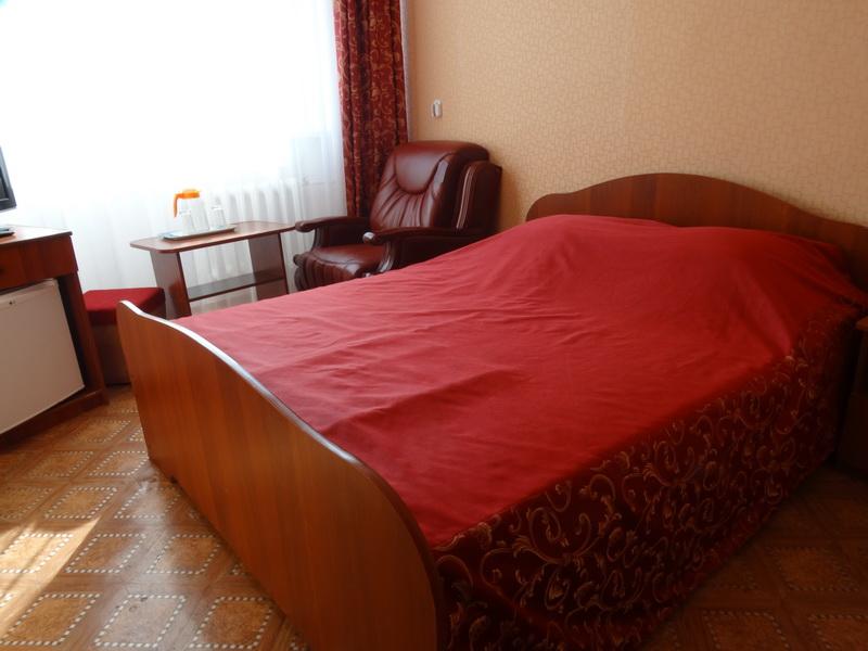 Стандартный двухместный номер с одной кроватью. - 1
