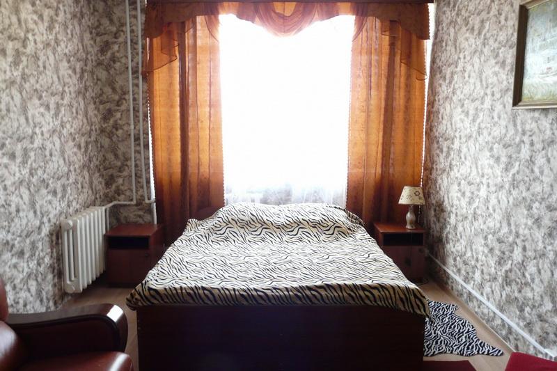 Семейный номер гостиница Золотая Миля.