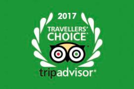 Премия Travelers'Choice 2017