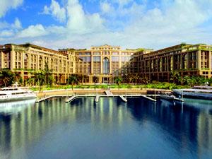 презентация отеля Palazzo Versace Dubai