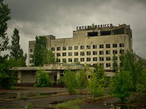 хостел в чернобыле