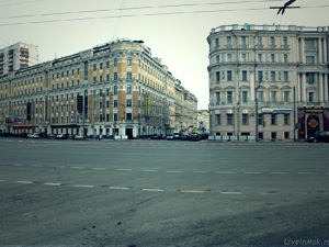 новая гостиница в москве