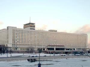 гостиницы россии