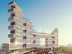отели будущего